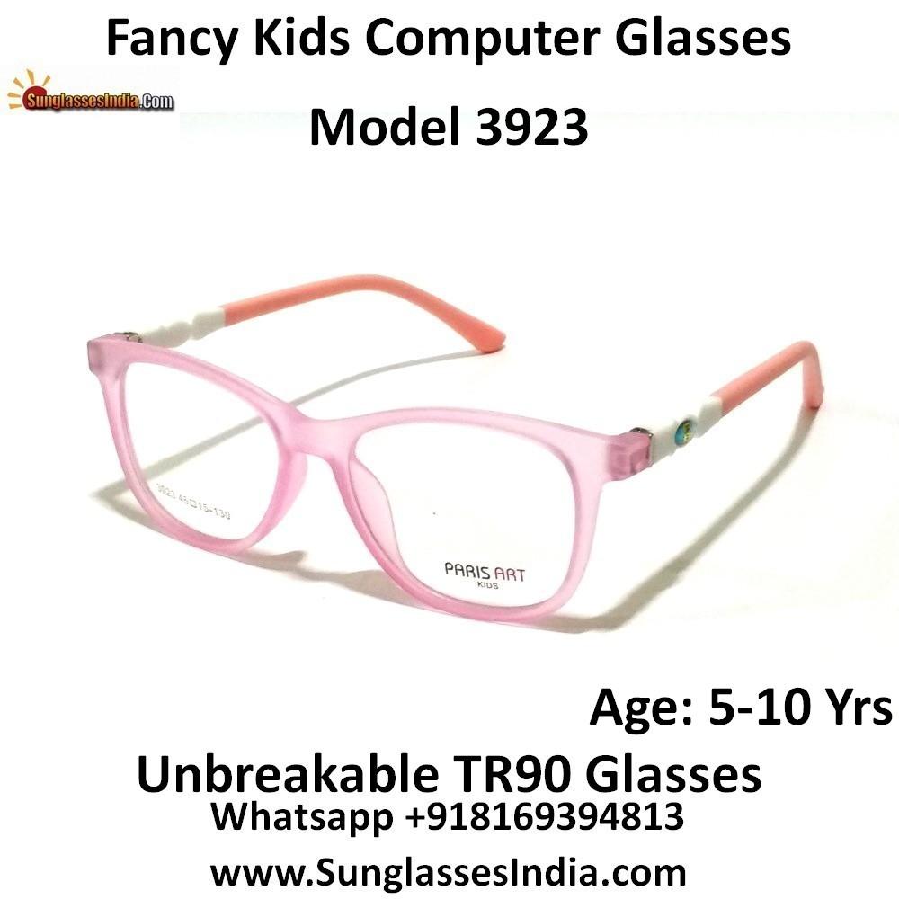 Kids Computer Glasses with Blue Light Blocker Lenses 3923C4