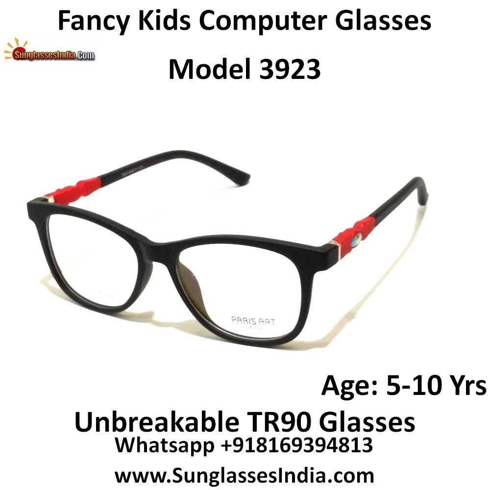 Kids Computer Glasses with Blue Light Blocker Lenses 3923C5