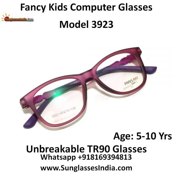 Kids Computer Glasses with Blue Light Blocker Lenses 3923C6